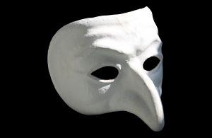 Masque Persona Facebook
